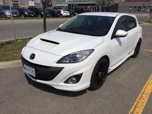 2011 Mazdaspeed 3. Low Km's.