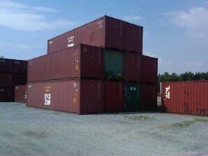 20 foot , 40 foot , 45 foot storage Containers