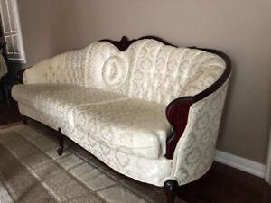 3-piece Antique Couch Set For Sale