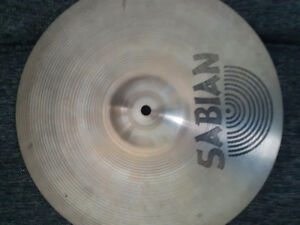 Set of 14 inch Sabian AA regular Hi hats