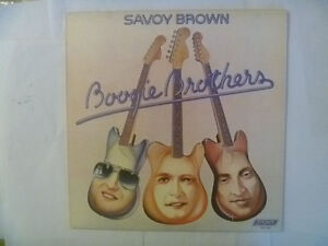 SAVOY BROWN LPs - 8 to choose from