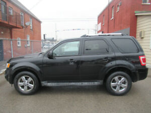 2010 Ford Escape Limited SUV, CERTIFIED
