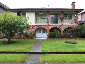 Beautiful 6-bed, 2.5-bath home for rent in prime East Van area