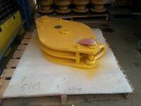 45 Ton Dual Sheave Block