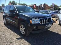 2006 JEEP GRAND CHEROKEE 3.0 CRD Limited 4 x 4 DIESEL AUTOMATIC HIGH SPEC