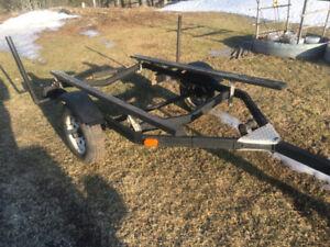 14 ft - 16 ft  Snowbear   bunk trailer for sale