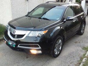 Acura MDX Elite Package - Clean Title - GENTLY USED
