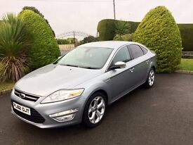 Ford Mondeo TITANIUM TDCI 140, 2012, ONLY 43,000 MILES **Finance From £50 Per Week**