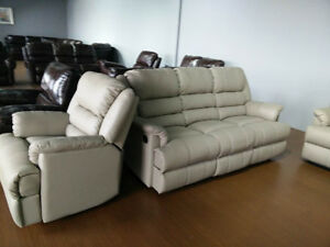 New sofa sale  three two and one sofa