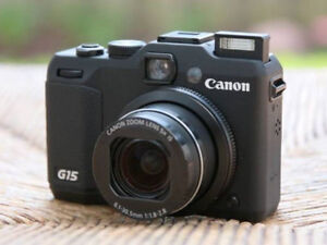 Canon G15 excellent condition