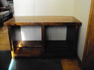 Table & 2 end tables