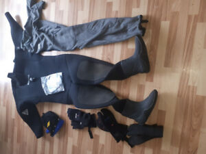 Abyss Drysuit