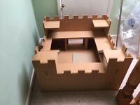 Large MDF fort