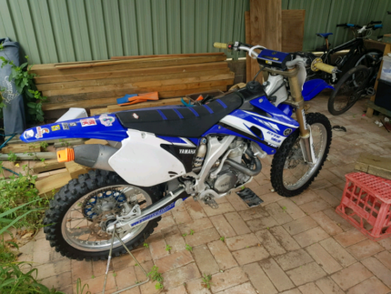 Yz450f 2007  Holland Park Brisbane South West Preview