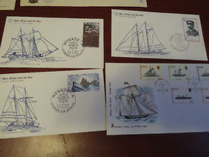 Lot of First day Cover Stamps