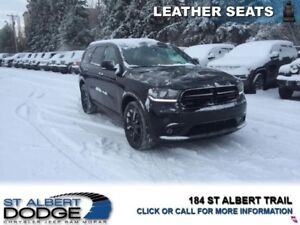 2017 Dodge Durango GT  HEATED LEATHER | BACK CAM | HEATED WHEEL