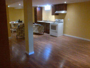 2 Bedroom Basement Apartment For Rent in Woodbridge