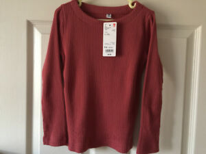 NWT - UNIQLO Shirt (size 5-6) **sold ppu A**