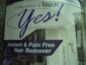 YES ALL-OVER HAIR REMOVAL
