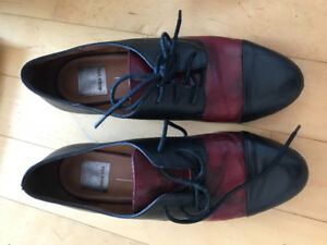 women's oxfords- great condition!