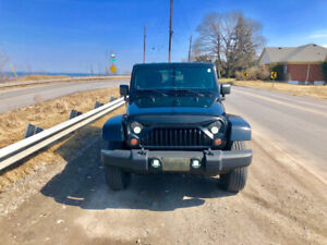 2014 Jeep Wrangler SARAH 4 door