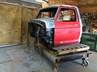 1973 - 1979 Ford f150  f250 cab WANTED