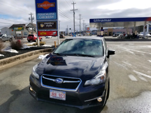 2015 Subaru 5 Dr AWD 2.0l with Limited Package