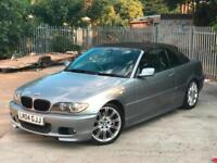 BMW 330 M SPORT AUTO CONVERTIBLE. SAT NAV. PARKING SESORS. MEGA SPEC