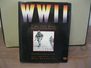 W W 11  TIME-LIFE   BOOKS  HISTORY OF THE SECOND WORLD WAR Oakville / Halton Region Toronto (GTA) image 1