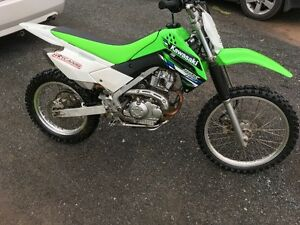 2013 klx 140L for sale great condition