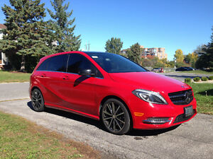 Lease take over! 2014 Mercedes-Benz B-Class B250