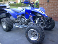 2004 YAMAHA YZF 450 QUAD -  SELL OR TRADE