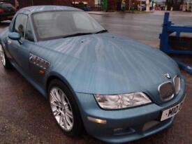 1998 BMW Z3 2.8 Z3 ROADSTER 2D AUTO 189 BHP