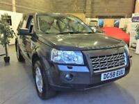 2008 58 LandRover Freelander GS Automatic 4x4 Face Lift