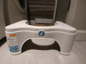 Squattypotty - tabouret pour toilette neuf