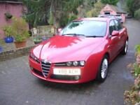 Alfa Romeo 159 2.4JTDM Lusso