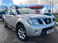 2014 Nissan Navara 2.5dCi Tekna Double Cab Pic-up **Leather - Full History**