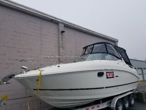 2012 SEARAY 260 FOR SALE $59995.00 or $201 B/W