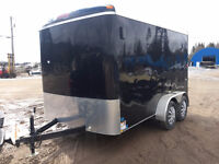 Used Enclosed Cargo Trailer at Premier Trailer Saint John New Brunswick Preview