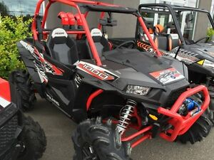 2016 Polaris RZR XP 1000 EPS High Lifter Edition Titanium Matte  Prince George British Columbia image 2