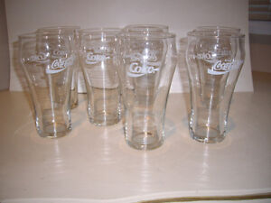 COCA-COLA GLASSES