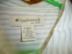 LADIES PLUS SIZE BLOUSES 22/24/26 North Shore Greater Vancouver Area image 2