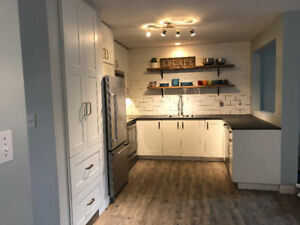 Canmore Duplex for Rent, Newly Renovated, Fully Furnished