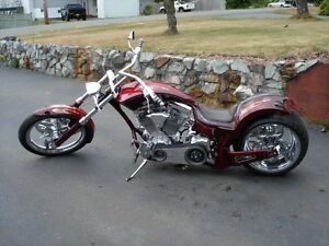 Motivated seller - Custom Chopper $17000 OBO