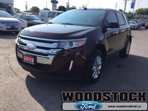 2012 Ford Edge Limited  300A, 3.5L V6 ENGINE, NAVIGATION SYSTEM