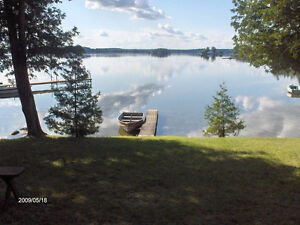 Cottage - Lower Beverley Lake - Delta Ont - last 2 weeks in Aug