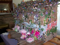 FAIRY PRINCESS MANSION Charity Auction