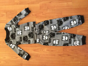 Star Wars Thermal Top and Bottoms 2T
