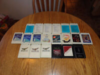 8 track tapes, 20 Complimentary 70s auto