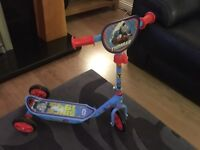Thomas and friends scooter